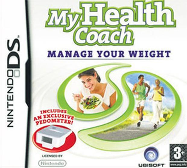 <b>My Health Coach </b><br/> This DS title is a digital exercise journal that comes with a sleek pedometer. At the end of each day, plug in your pedometer and the title will add your steps to a running total, giving you goals to aim for plus tips on keeping active and eating healthily. <br/> <b>Price:</b> £17.43 - www.amazon.co.uk