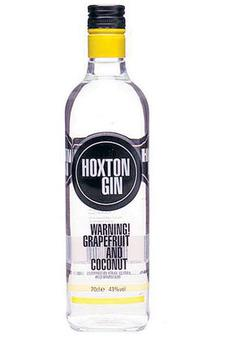 <b>1. HOXTON </b><br/> Hoxton Gin is made by trendy east-London brewer Gerry Calabrese who adds distillates of tarragon, iris, grapefruit and, unusually, coconut to give a fruity, tropically-flavoured drink. <br/> £27.95, royalmilewhiskies.com