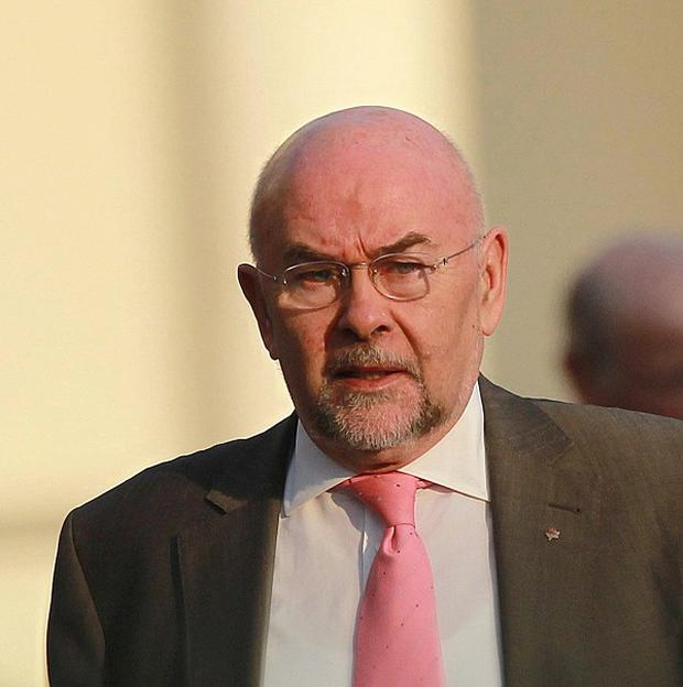 Ruairi Quinn has warned the Government will not end the recruitment ban on teachers