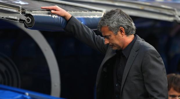 Jose Mourinho was banned for two games in 2007 for bringing the game into disrepute and making false allegations