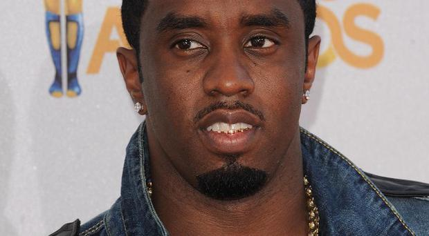 Sean 'P Diddy' Combs was escorted from a concert
