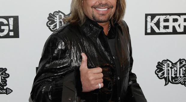 Vince Neil of Motley Crue has completed the terms of his drink driving sentence