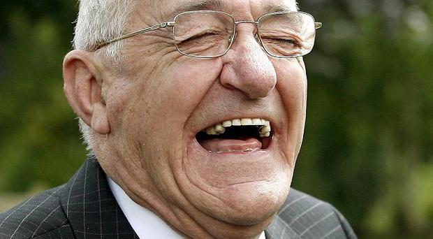 Jim Bowen is on the mend after two strokes
