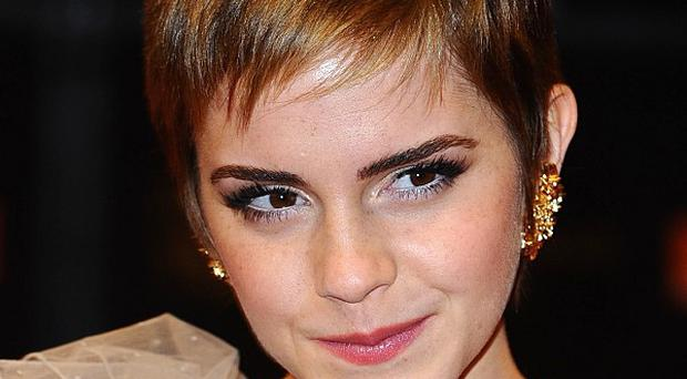 Emma Watson has denied that she was bullied out of Brown University