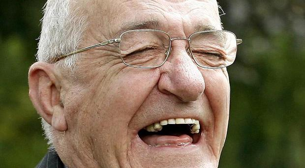 Jim Bowen is recovering at home after suffering two strokes earlier this year