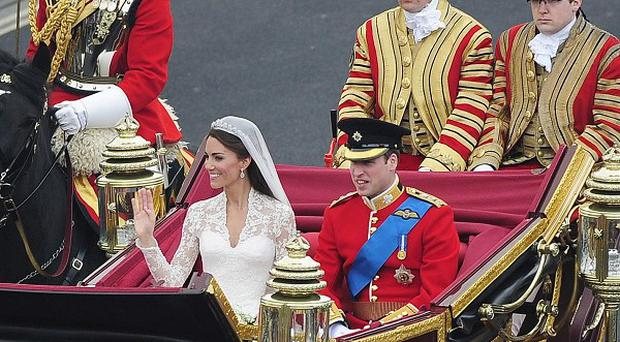 The wedding of Prince William and Kate Middleton has been watched by millions across the former British empire