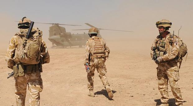 Battle honours should be awarded to military units that fought in the British campaign in Helmand province, a decorated soldier said