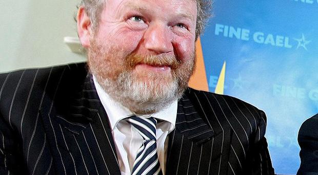 James Reilly has cleared out the board of the Health Service Executive