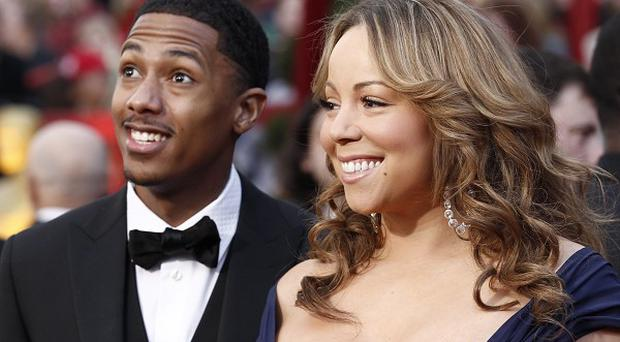 Mariah Carey and Nick Cannon have become parents to twins (AP)