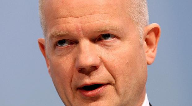 Foreign Secretary William Hague has ordered the acting High Commissioner of Malawi to leave the UK