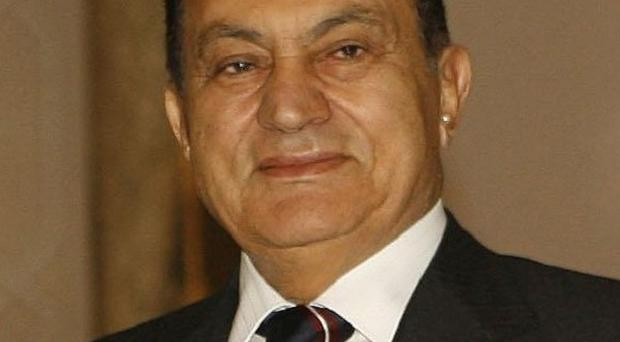 Ousted Egyptian president Hosni Mubarak could face the death penalty if he is convicted of ordering the shooting of protesters