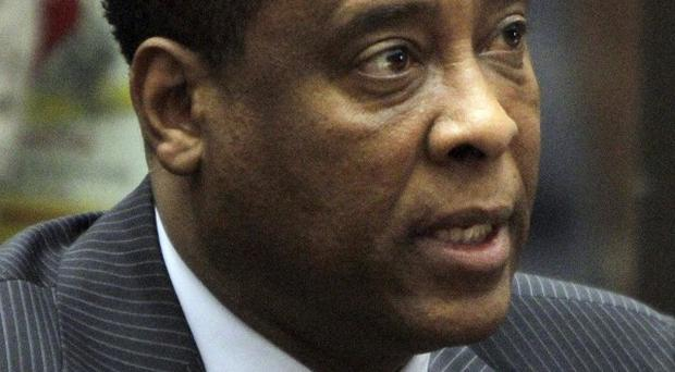 Dr Conrad Murray has pleaded not guilty to involuntary manslaughter