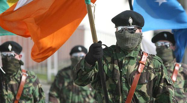The Real IRA has declined an offer to meet Father Michael Canny