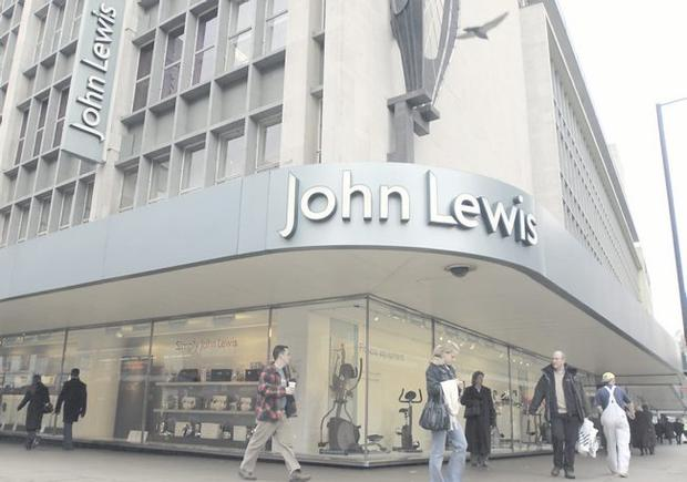 Retail giant John Lewis is still finding new ways of parting customers from their money