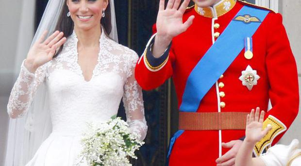 The Royal wedding will boost the UK's image