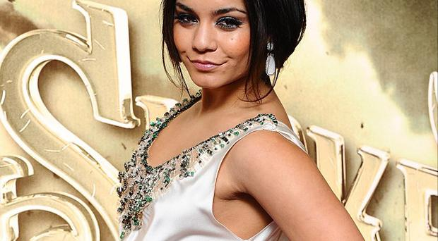 Vanessa Hudgens always wants to try new acting roles