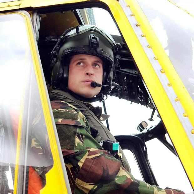 The Duke of Cambridge is returning to his job as a search and rescue helicopter pilot