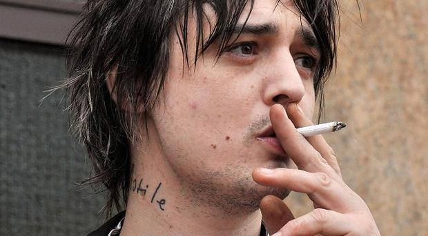Pete Doherty didn't turn up for the premiere of new film The Libertines - There Are No Innocent Bystanders