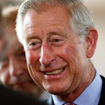 The Prince of Wales is visiting the US ahead of President Barack Obama's state visit to the UK later this month