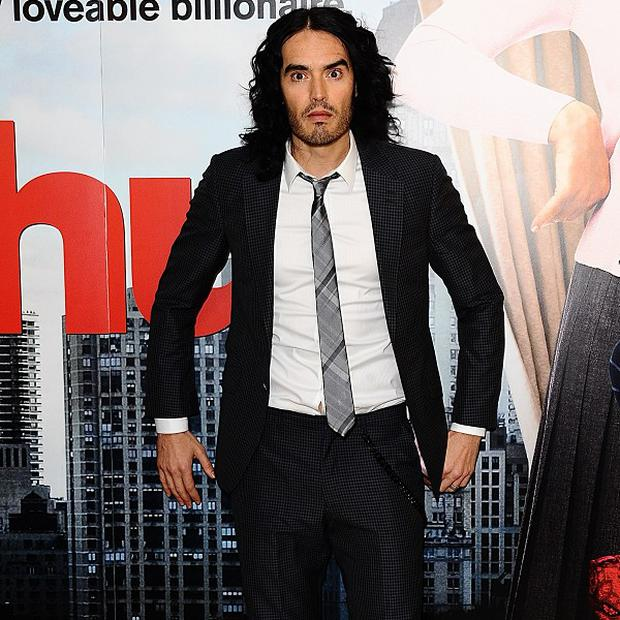 Russell Brand has reportedly been handing out goodies to rough sleepers