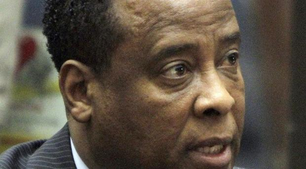 Dr Conrad Murray has pleaded not guilty to involuntary manslaughter (AP)