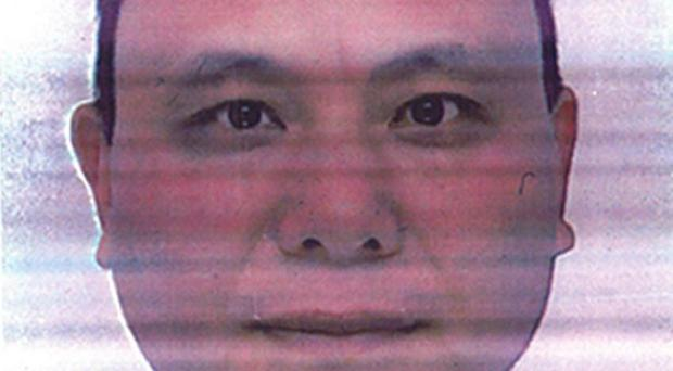 Police would like to speak to Anxiang Du
