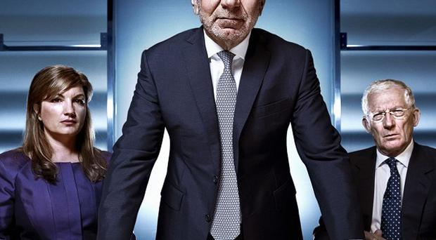 Lord Alan Sugar is aided once again by Karren Brady and Nick Hewer