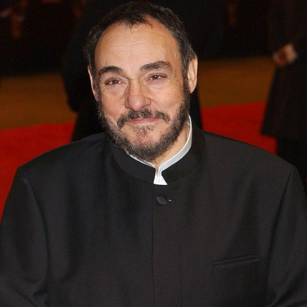 John Rhys-Davies has revealed he begged for the role