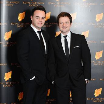 Ant and Dec are looking forward to Geordie Shore