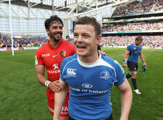 Leinster's defence against Toulouse at the Aviva Stadium was again immense