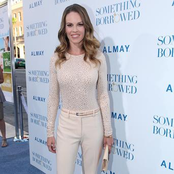 Producer Hilary Swank wanted to make a more realistic romance movie