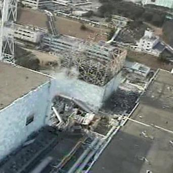 Workers entered the reactor building of Unit 1 at the Fukushima Daiichi nuclear complex for the first time after the earthquake (AP/Tokyo Electric Power Company)