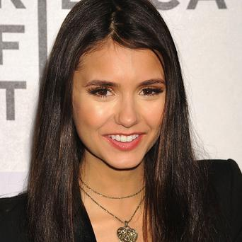 Nina Dobrev talks Vampire Diaries