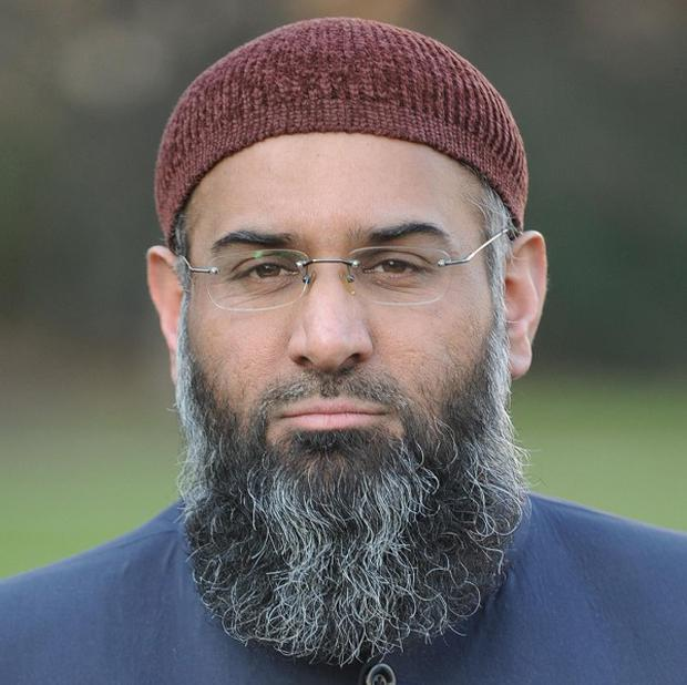Anjem Choudary warned that bin Laden's death will lead to another 7/7-style terror attack