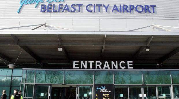 Airlines argue that a runway extension would make George Best City Airport more profitable