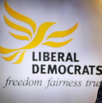A Liberal Democrat council candidate has been found dead