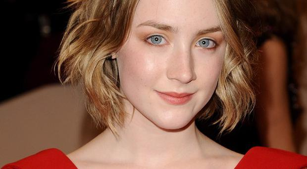 Saoirse Ronan says she couldn't commit to The Hobbit