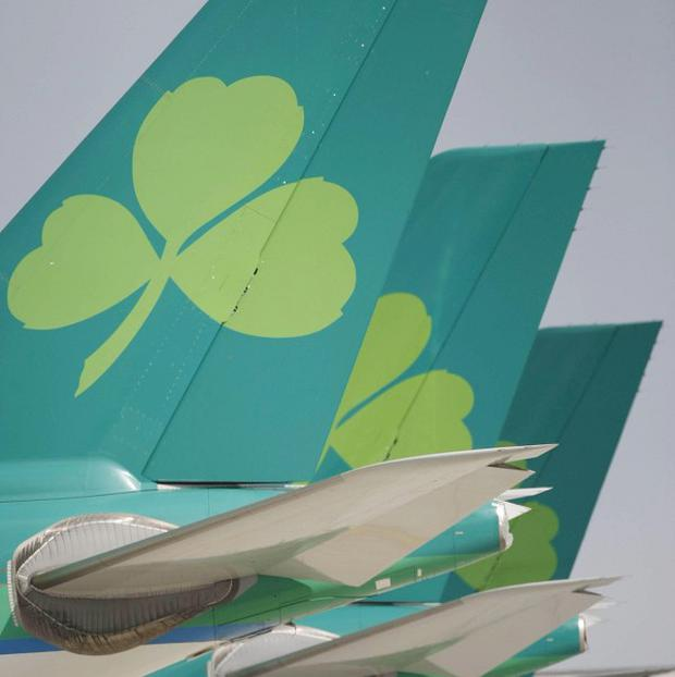 Fuel costs, a late Easter holiday and a cabin crew strike have contributed to Aer Lingus's operating losses