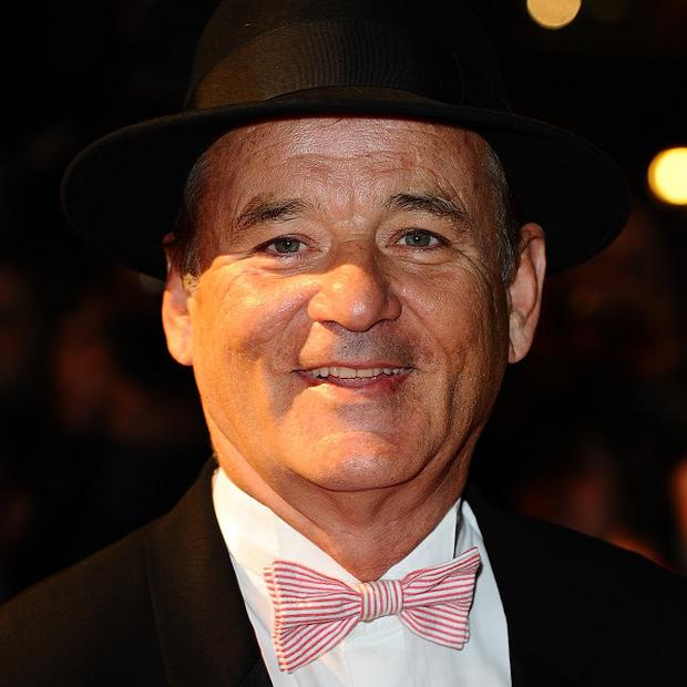 Bill Murray has signed on to play Roosevelt