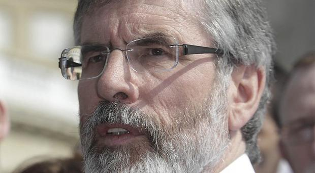 Gerry Adams's Midas touch lives on in west Belfast