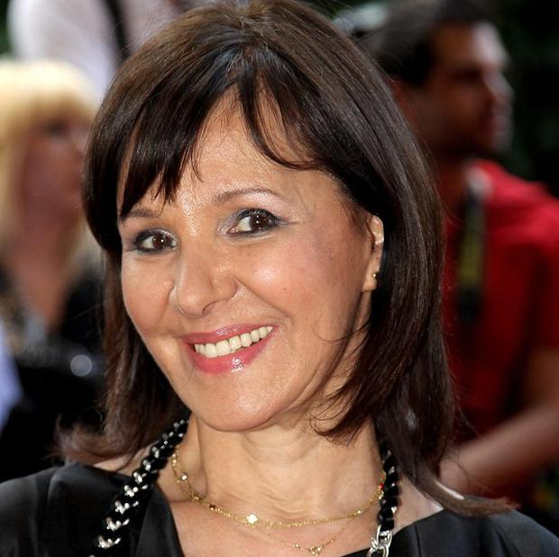 Arlene Phillips doesn't listen to TV axe rumours
