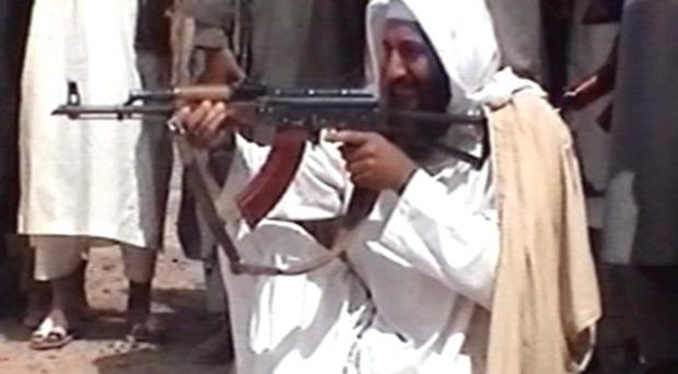 In his 'sites': Bin Laden may have put pictures like this on his social network site