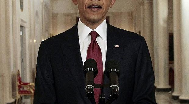President Barack Obama said the raid on Osama bin Laden's compound 'was the longest 40 minutes of my life' (AP)