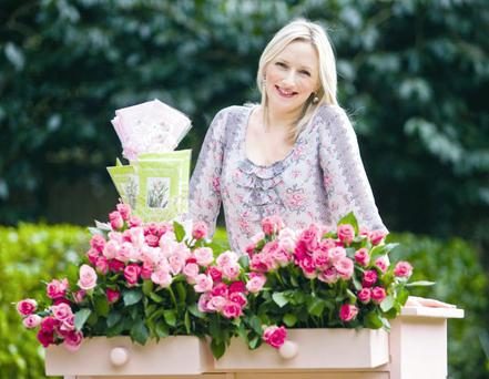 BLOOMING MARVELLOUS: Alix Mulholland's giftware company has still flourished even in these difficult times