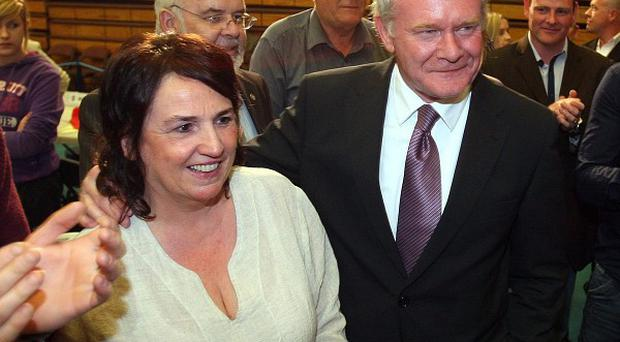 Martin McGuinness said holding three elections on the one day had complicated matters
