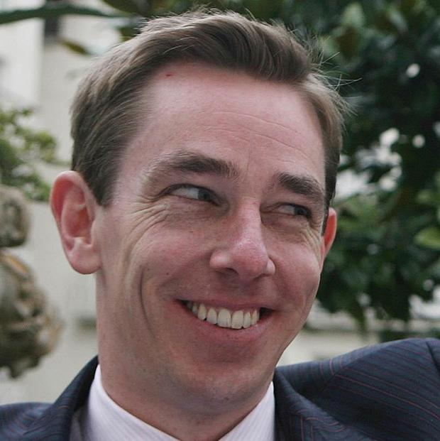 Ryan Tubridy will fill in for fellow countryman Graham Norton for eight weeks on BBC Radio 2