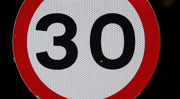 Two out of five young drivers think it is all right to break the 30mph limit by 10mph or more, a survey suggests