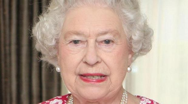 Britain's Queen Elizabeth II was 'not offended' by being inadvertantly demoted in radio adverts