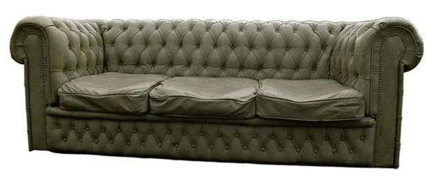<b>Concrete Chesterfield</b><br/> Sums up the fashion for taking the indoors out. Made from concrete, this is a perfect replica, right down to the concrete coins down the back. It's surprisingly comfortable and obviously won't mind the weather.<br/> <b>Where </b>Selfridges (020-7318 3791; www.indian-ocean.co.uk) <br/> <b>How much</b> £4,000