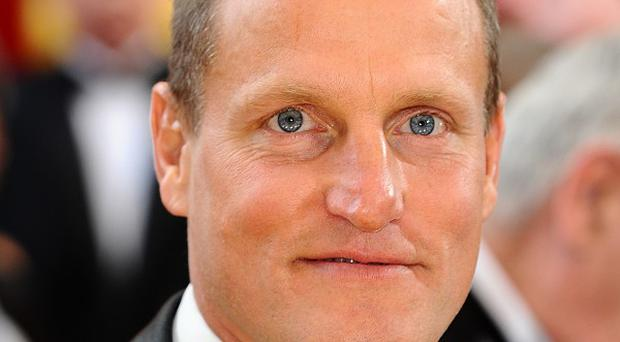 Woody Harrelson is set for a role in The Hunger Games